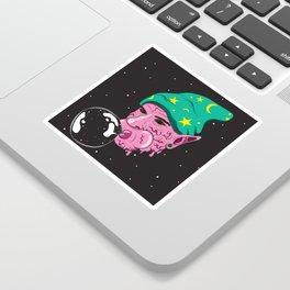 The Bubblegum Man Sticker