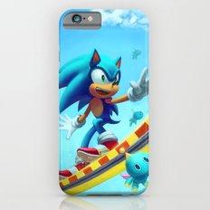 Sonic The Hedgehog Slim Case iPhone 6