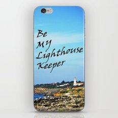 Lighthouse  iPhone & iPod Skin