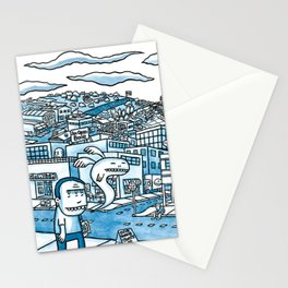 20x20 - On With, 2007 Stationery Cards