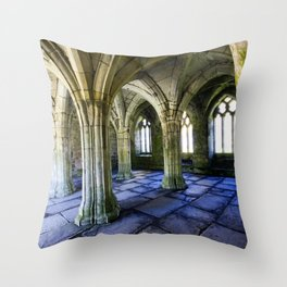 Chapter House Throw Pillow