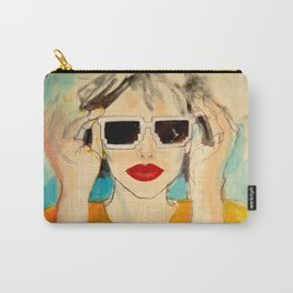 Pixel Sunglasses 01 Carry-All Pouch