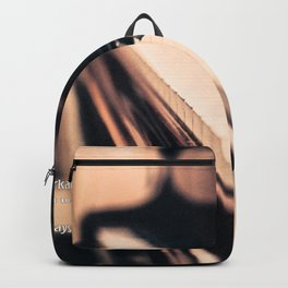 Bach's Piano Backpack