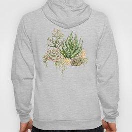 Succulent Bouquet Hoody