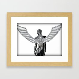 heavy Framed Art Print