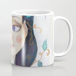 Purple Wilt Coffee Mug