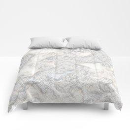 Paper Marble Comforters