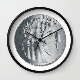 Shekel Wall Clock