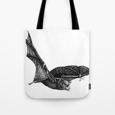 Bat tongue Tote Bag