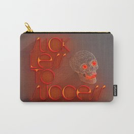 Suck less to Succes Carry-All Pouch