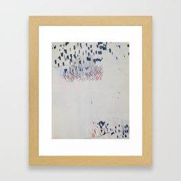 Finding Out (2) Framed Art Print