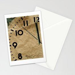 ...  T I M E  # 3  ... Stationery Cards