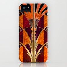 Gold Deco Slim Case iPhone (5, 5s)