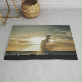 Sunset Beachy Vibe Rug