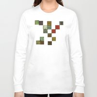 blanket Long Sleeve T-shirts featuring Blanket by Lyssia Merrifield