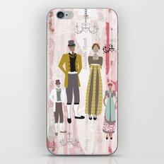 Ode to Austen iPhone & iPod Skin