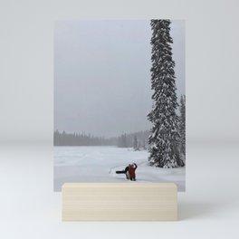 Wrong Turns Mini Art Print