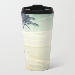 Kihei Maui Hawaii Metal Travel Mug
