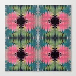 Candie Waves Canvas Print