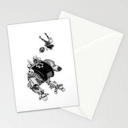 ED209 (Modified) Stationery Cards