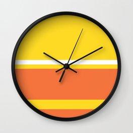 Colours of Lisa Wall Clock