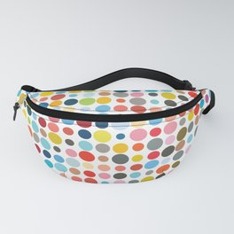 Tangled Up In Colour Fanny Pack