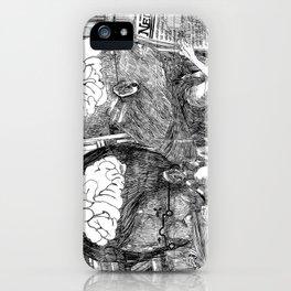 Quiet iPhone Case