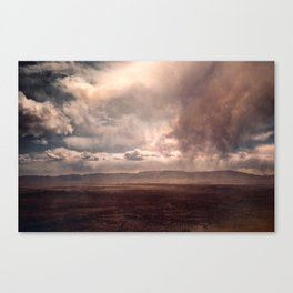 Explorations with Space: No. 1 Canvas Print