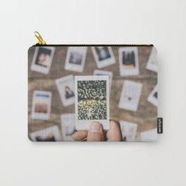 Holding photo prints Carry-All Pouch