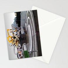 3D GRAFFITI - QBIX Stationery Cards