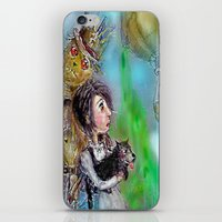 oz iPhone & iPod Skins featuring  oz by AliluLera