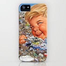 CONSUME iPhone Case