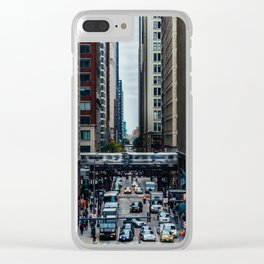 Street Clear iPhone Case