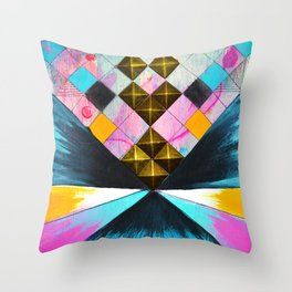 The Void. Throw Pillow