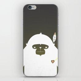 PERFECT SCENT - BIGFOOT 雪人 . EP001 iPhone Skin