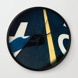 Shadow Symbolism Wall Clock