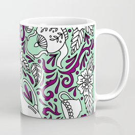 Tea Time Mint Coffee Mug