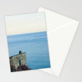 Amalfi blue II Stationery Cards