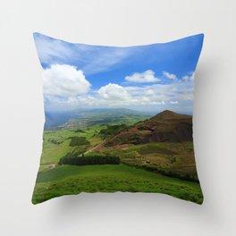 Sao Miguel, Azores Throw Pillow