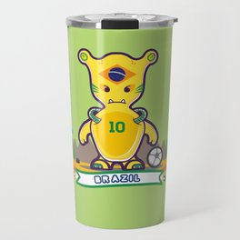 Monster Brazil 2014 Travel Mug