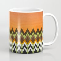camp Mugs featuring Camp by Elisabeth Fredriksson
