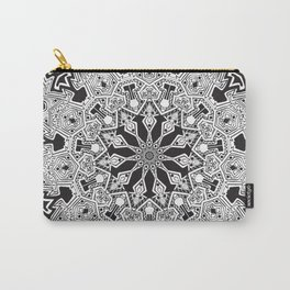 MANDALA #10 Carry-All Pouch