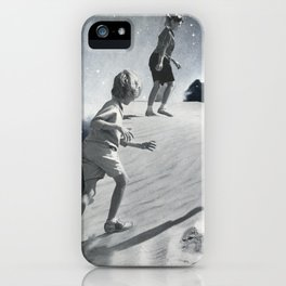 Monster Mud iPhone Case