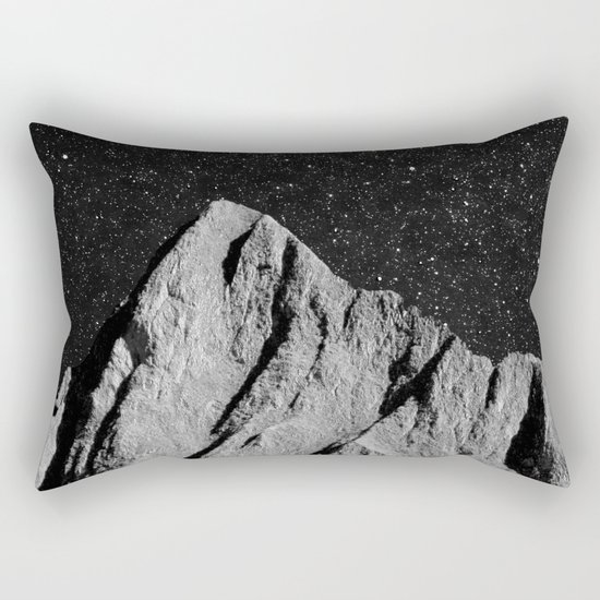 interstellar landscape Rectangular Pillow