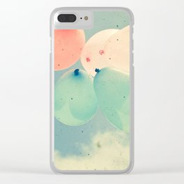 Almost Free Clear iPhone Case