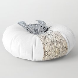 BABY LAMA (CRIA) Floor Pillow