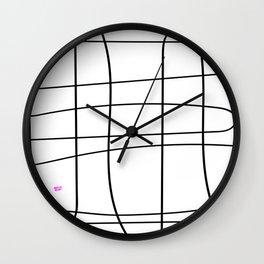 MINIMAL LINES #minimal #art #design #kirovair #buyart #decor #home Wall Clock