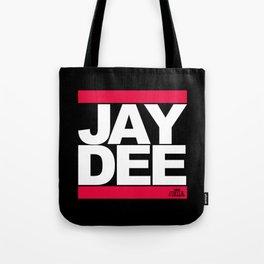 JAY DEE aka JDILLA (RUNDMC tribute) Tote Bag