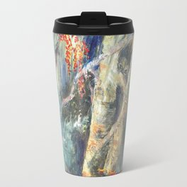Eyes in the Forest Travel Mug