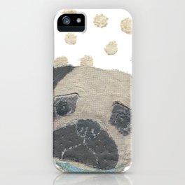 Pug, Dog iPhone Case